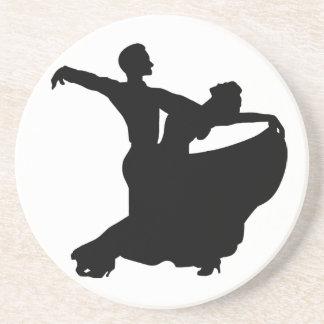 Ballroom Dancing Drink Coaster