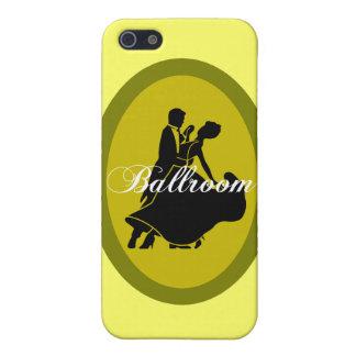 ballroom dancing iPhone 5 cases