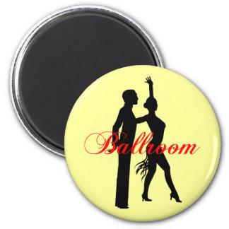 Ballroom Dancing Magnet