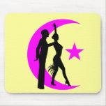 Ballroom Dancing Mouse Mats