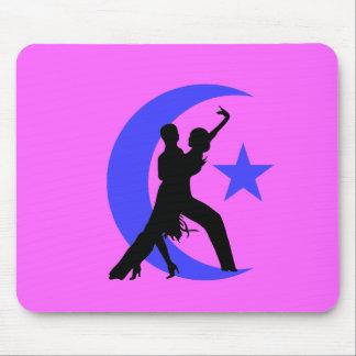 Ballroom Dancing Mouse Pad