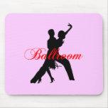 Ballroom dancing mousepads