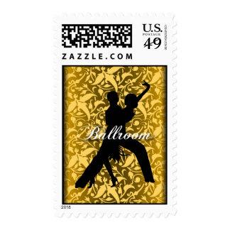Ballroom Dancing Stamps