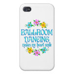 Ballroom Dancing Smiles iPhone 4/4S Cover