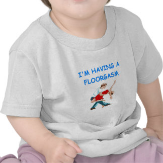 ballroom  dancing tee shirt