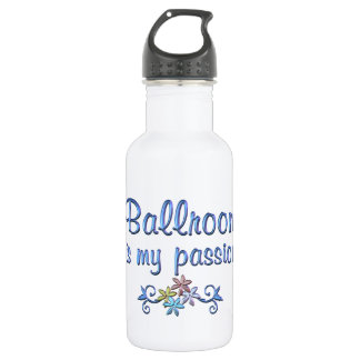 Ballroom Passion Stainless Steel Water Bottle