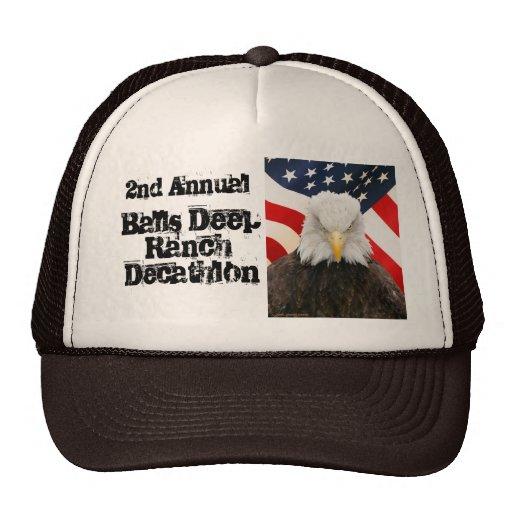 Balls Deep Ranch Decathlon Trucker Hat