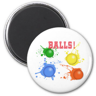 Balls! Magnet