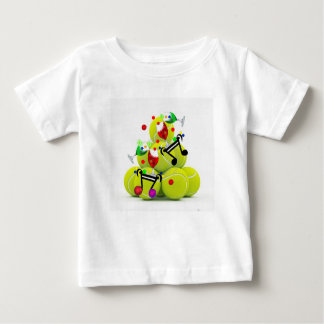 Balls music joy. baby T-Shirt