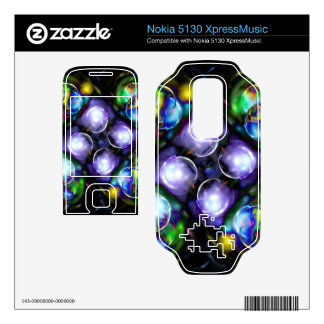 Balls of Fire Nokia 5130 Skin