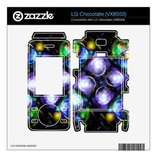 Balls of Fire Skins For LG Chocolate