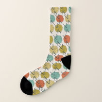 Balls of Wool Pattern Socks
