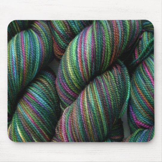 Balls of Yarn Mouse Pad