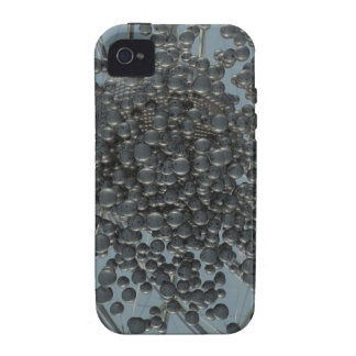 Balls silver iPhone 4/4S cases