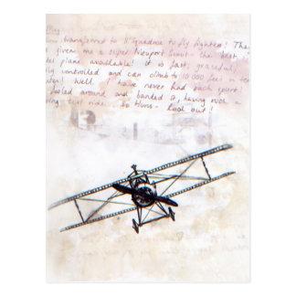 Ball's War Postcard