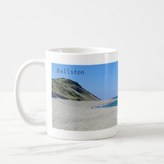 Ballston Beach Classic White Coffee Mug