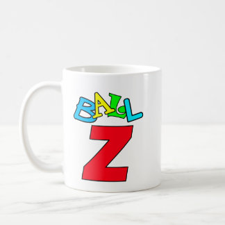 Ballsy = Ball-Z Coffee Mug