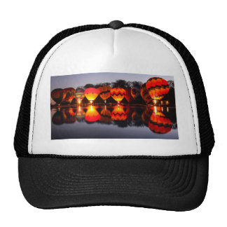 Balluminaria Mesh Hats