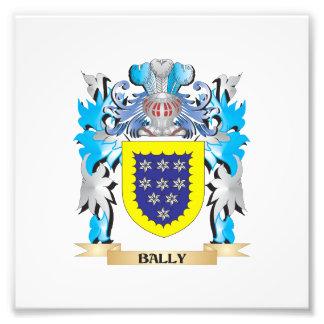 Bally Coat of Arms Art Photo