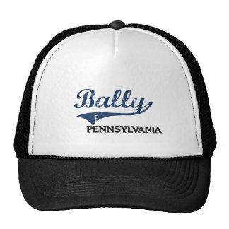 Bally Pennsylvania City Classic Trucker Hat