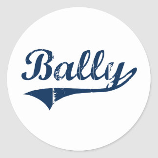 Bally Pennsylvania Classic Design Stickers