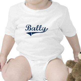 Bally Pennsylvania Classic Design Bodysuits