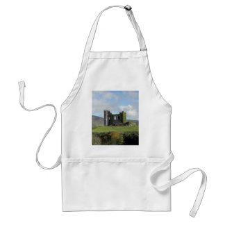 Ballycarbery Castle Ruins Adult Apron