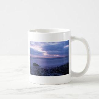 Ballyconnigar Strand at dawn Coffee Mug