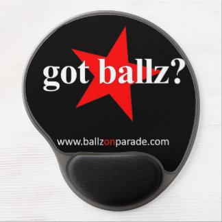 ¿Ballz conseguido? Gel Mousepad Alfombrilla De Raton Con Gel