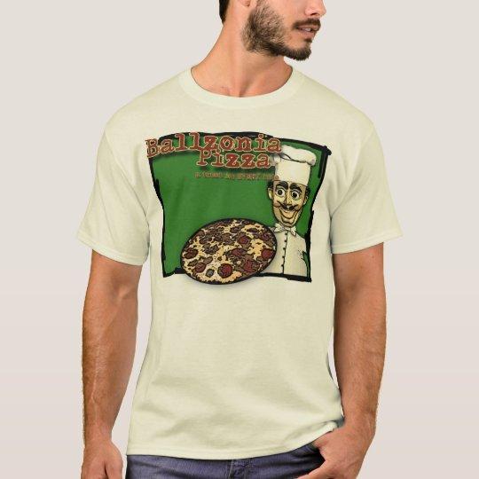 Ballzonia Pizza T-Shirt