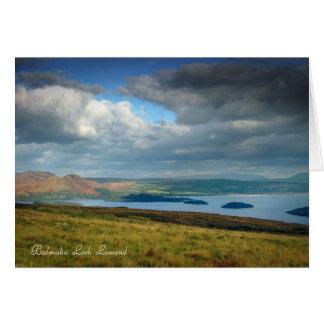 balmaha, Balmaha  Loch  Lomond Greeting Card