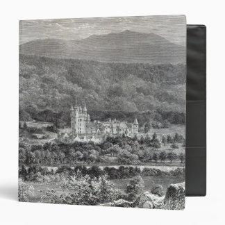 """Balmoral, a partir de la """"hora del ocio"""", 1888"""