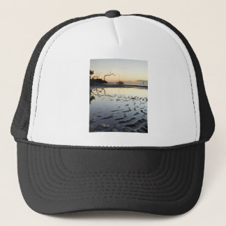 Balmy Florida Evening Trucker Hat