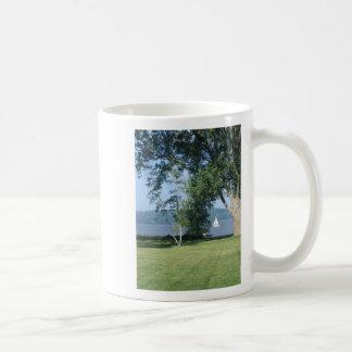 Balmy Spring Day Classic White Coffee Mug