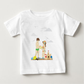 Balnear colony baby T-Shirt