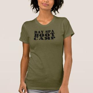 Balneario Boot Camp del día - camiseta cabida Camo