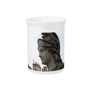 Balneario romano, baño, Inglaterra Jarras De Beber