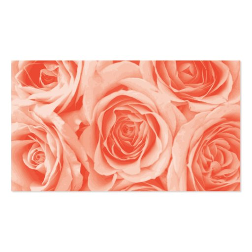 Balneario - tarjeta de visita de los rosas del mel