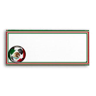 Balón 2010 de fútbol de México