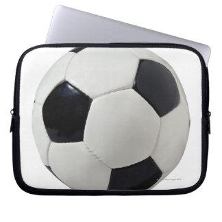 Balón de fútbol 2 funda portátil