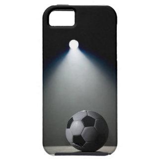 Balón de fútbol 2 funda para iPhone SE/5/5s