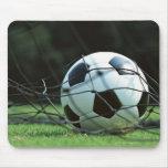 Balón de fútbol 3 alfombrillas de raton