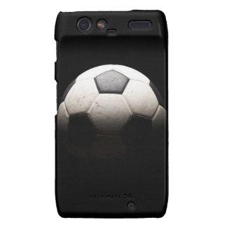 Balón de fútbol 3 droid RAZR carcasa
