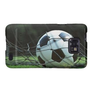 Balón de fútbol 3 samsung galaxy s2 carcasa