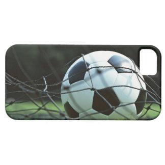 Balón de fútbol 3 iPhone 5 Case-Mate cárcasas
