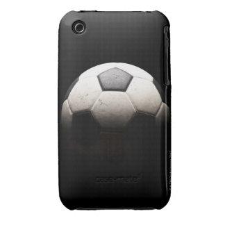 Balón de fútbol 3 iPhone 3 Case-Mate coberturas