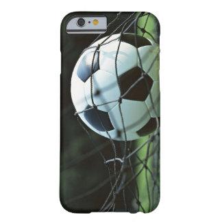 Balón de fútbol 3 funda barely there iPhone 6