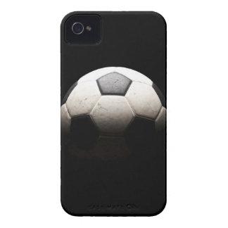 Balón de fútbol 3 funda para iPhone 4 de Case-Mate