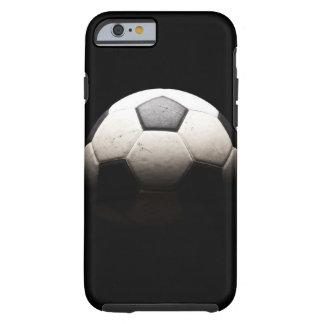 Balón de fútbol 3 funda para iPhone 6 tough
