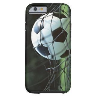 Balón de fútbol 3 funda resistente iPhone 6